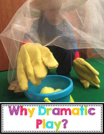 why dramatic play
