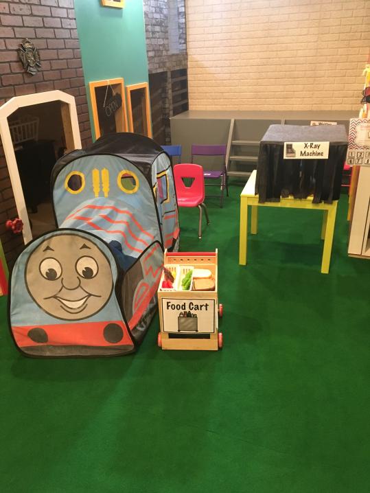 Train Station Dramatic Play - 5